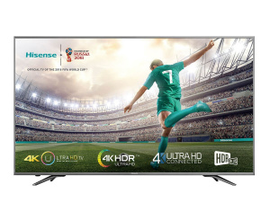 "TELEVISION 75"" HISENSE 75N5800 4K UHD HDR TDT2 SMART+ZX310 1"