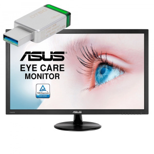 "MONITOR 23.6"" ASUS VP247HAE + PEN DTIG4/16GB 1"