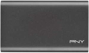 DISCO DURO EXTERNO SSD PNY 960GB ELITE USB 3.0 1