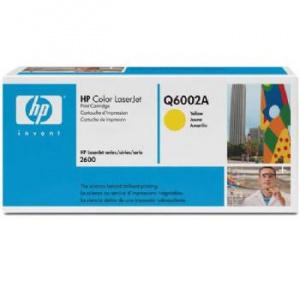 TONER HP Q6002A LJ 1600/2600/2605/CM1015 AMARILLO 1