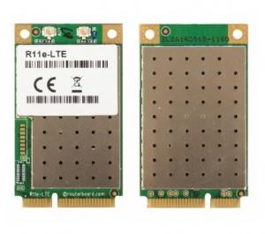 TARJETA MINI-PCI-E MIKROTIK 2G/3G/4G/LTE 1