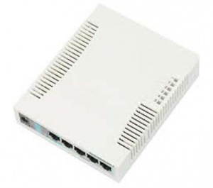 MIKROTIK ROUTER BOARD RB/260GS 1