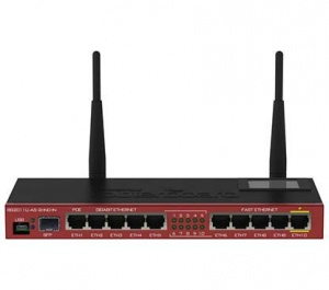 ROUTER MIKROTIK RB2011UIAS-2HND-IN 1