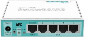 WIFI ROUTER MIKROTIK RB/750 HEXR3 1