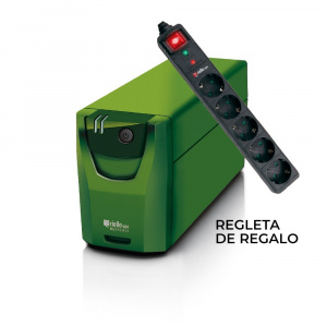 SAI RIELLO NET POWER 850G GAMING +REGALO 1