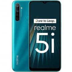 "TELEFONO MOVIL REALME 5I AQUA BLUE 6.5""/OC2.0/4GB/64GB 1"