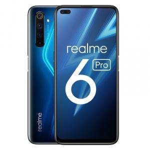 "TELEFONO MOVIL REALME 6 PRO LIGHTING BLUE 6.6""/OC2.3/8GB/128GB 1"
