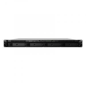 NAS SYNOLOGY 0TB 4BAY RACK 1U 1