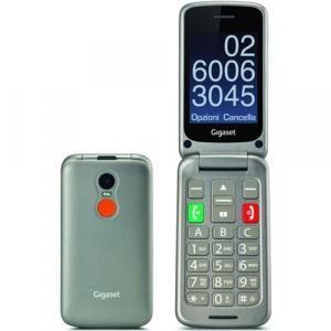 "TELEFONO MOVIL GIGASET GL590 GRIS 2.8"" 1"