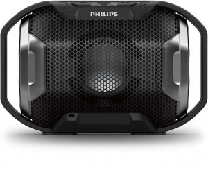 ALTAVOCES PHILIPS SB300B PORTATIL BLUETOOTH NEGRO 1