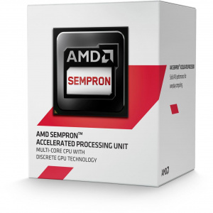 MICRO AMD AM1 SEMPRON 2650 1.45GHZ /DUALCORE/1MB 1