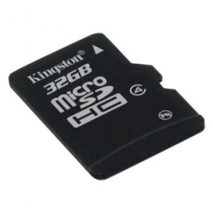 MEMORIA MICRO SD 32GB HC KINGSTON [25] SIN ADAP 1