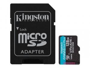 MEMORIA MICRO SD 128GB KINGSTON CANVAS GO! PLUS 1