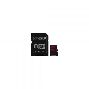 MEMORIA MICRO SD 128GB KINGSTON CANVAS REACT 1