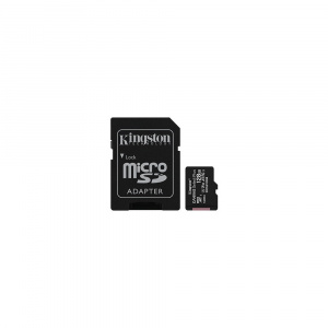 MEMORIA MICRO SD 128GB KINGSTON CLASE 10 UHS-I 1