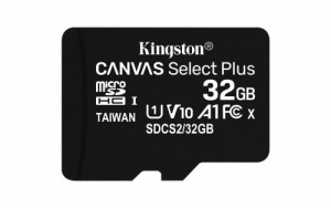 MEMORIA MICRO SD 32GB KINGSTON CLASE 10 SIN ADAP. 1