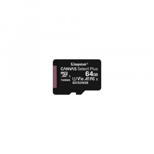 MEMORIA MICRO SD 64GB KINGSTON CLASE 10 UHS-I 1