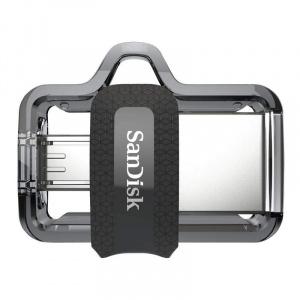 PEN DRIVE 64GB SANDISK ULTRA DUAL DRIVE M3.0 4X 1
