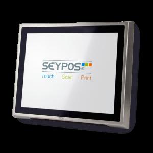PANEL PC SEYPOS K795II INOX J1900 8GB 128SSD 3Y 1