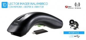 LECTOR IMAGER SEYPOS INALAMBRICO WI-CODE 3500 USB 1