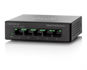 SWITCH CISCO 5PUERTOS 10/100/1000 1