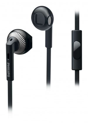 AURICULAR PHILIPS INTRA  NEGRO CON MICRO SHE3205 1