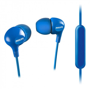 AURICULAR PHILIPS SHE3555 INTRA CON MICRO AZUL 1