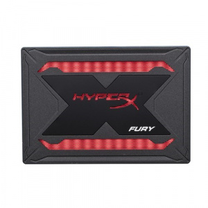 DISCO DURO SOLIDO SSD KINGSTON 480GB HYPERX FURY RGB 1