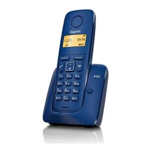 TELEFONO SIEMENS GIGASET A120 AZUL 1