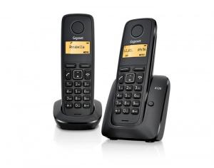 TELEFONO SIEMENS GIGASET A120 DUO 1