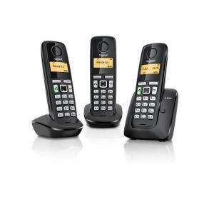 TELEFONO SIEMENS GIGASET A220 TRIO 1