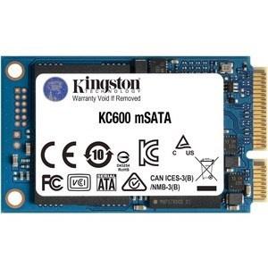 DISCO DURO SSD KINGSTON 256GB KC600 SATA3 1