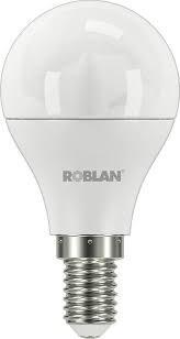 LED BOMBILLA ROBLAN 8W/E14/830LM/6500K/FRÍO/160º 1