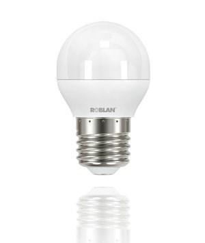 LED BOMBILLA ROBLAN A15 8W/E27/830LM/6500K/DIA 1