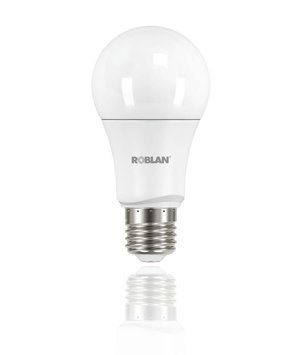 LED BOMBILLA ROBLAN 9W/E27/1030LM/3000K/CALID/200 1