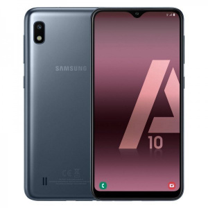 "TELEFONO MOVIL SAMSUNG GALAXY A10 NEGRO 6.2""/OC1.6/2GB/32GB 1"