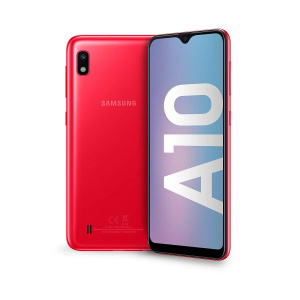 "TELEFONO MOVIL SAMSUNG GALAXY A10 ROJO 6.2""/OC1.6/2GB/32GB 1"
