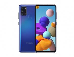 "TELEFONO MOVIL SAMSUNG GALAXY A21S AZUL 6.5""/OC2.0/4GB/64GB 1"