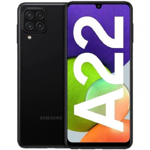 "TELEFONO MOVIL SAMSUNG GALAXY A22 NEGRO 6.4""/OC1.8/4GB/128GB 1"