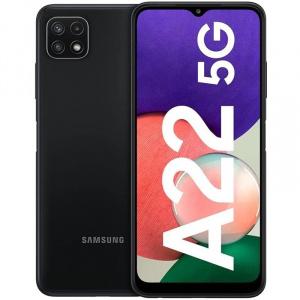 """TELEFONO MOVIL SAMSUNG GALAXY A22 5G GRIS 6.6""""/OC2.2/4GB/64GB 1"""