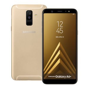 TELEFONO MOVIL SAMSUNG GALAXY A6 PLUS (2018) ORO 1