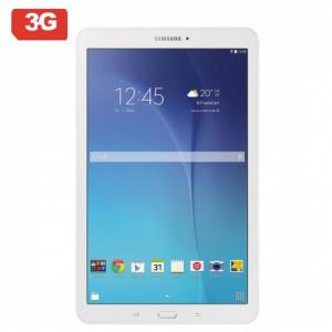 """TABLET SAMSUNG GALAXY TAB E 9.6"""" 3G QC1.3/8G BLANC 1"""