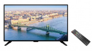 """TELEVISION 40"""" SMARTECH 40Z30FC FULL HD TDT2 3 HDMI US 1"""