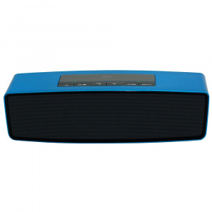 ALTAVOZ WOXTER BIGBASS BT-10 BLUETOOTH AZUL 1