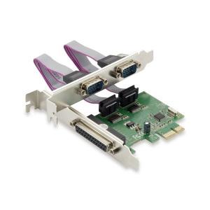 TARJETA PCIE CONCEPTRONIC 1 PARALELO 2 SERIE 1