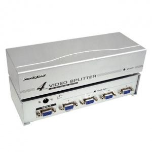 SPLITTER VGA PG 4 PUERTOS 250MHZ 1