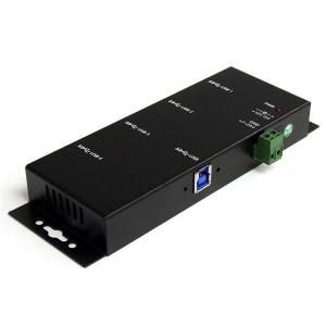 STARTECH ADAPTADOR CONCENTRADOR HUB LADRON USB 3.0 1