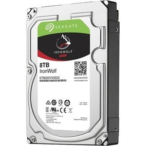 "DISCO DURO 3.5"" SEAGATE 8TB SATA3 256MB IRONWOLF 1"