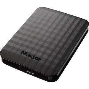 "DISCO DURO EXTERNO 2.5"" 2TB MAXTOR M3 USB 3.0 NEGRO 1"