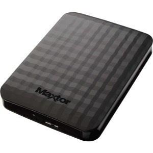"""DISCO DURO EXTERNO 2.5"""" 4TB SEAGATE MAXTOR M3 USB 3.0 NEGRO 1"""